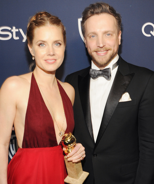 Amy Adams, Ariel Foxman