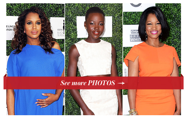 Kerry Washington, Lupita Nyong'o, Garcelle Beauvais