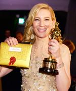 Cate Blanchett, Oscars 2014