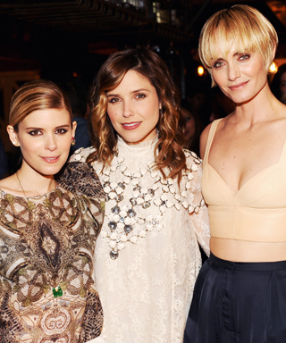 Kate Mara, Sophia Bush, and Amber Valletta