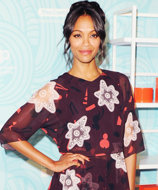 11th Annual Inspiration Awards: Zoe Saldana, Julie Bowen, Kaley Cuoco Sweeting