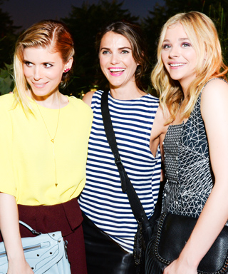 4th Annual Summer Party on the High Line: Kate Mara, Kerri Russell, Chloe Grace Moretz