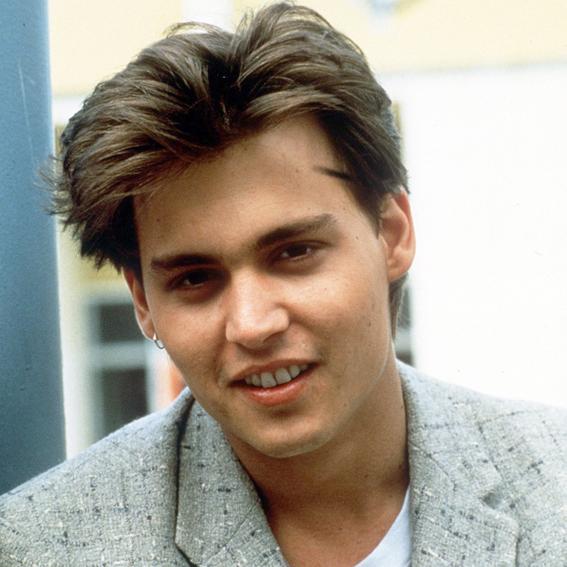 Johnny Depp's Changing...