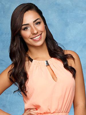 Victoria Ware, The Bachelor