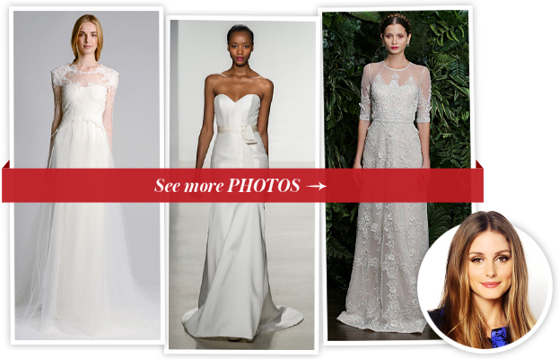 Olivia Palermo Wedding Dress Predictions