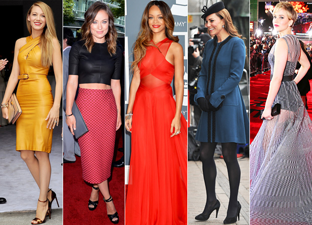 Favorite Looks of 2013