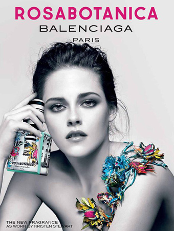 Kristin Stewart for Balenciaga