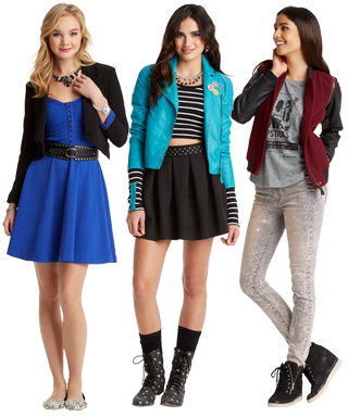 Pretty Little Liars, Aeropostale, Mandi Line
