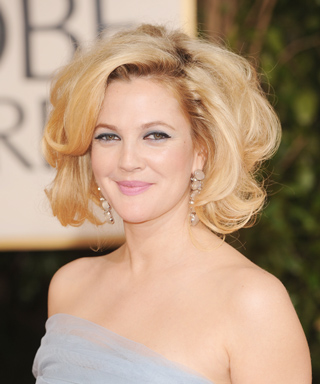 Drew Barrymore - Golden Globes 2009