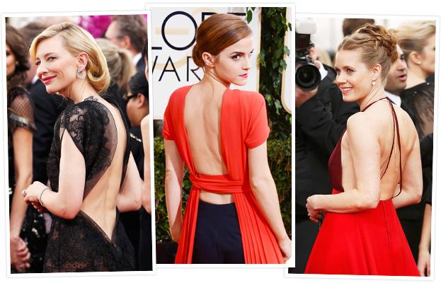 Cate Blanchett, Emma Watson & Amy Adams