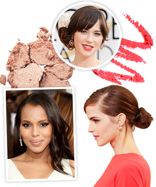 Golden Globes Beauty Trends