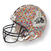 Fashion Touchdown: This Haute Couture Helmet (with 4,000 Hand-Glued Crystals) Can Be Yours