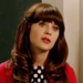 Shop the Show via Possessionista: Zooey Deschanel's Apple Print Dress on New Girl