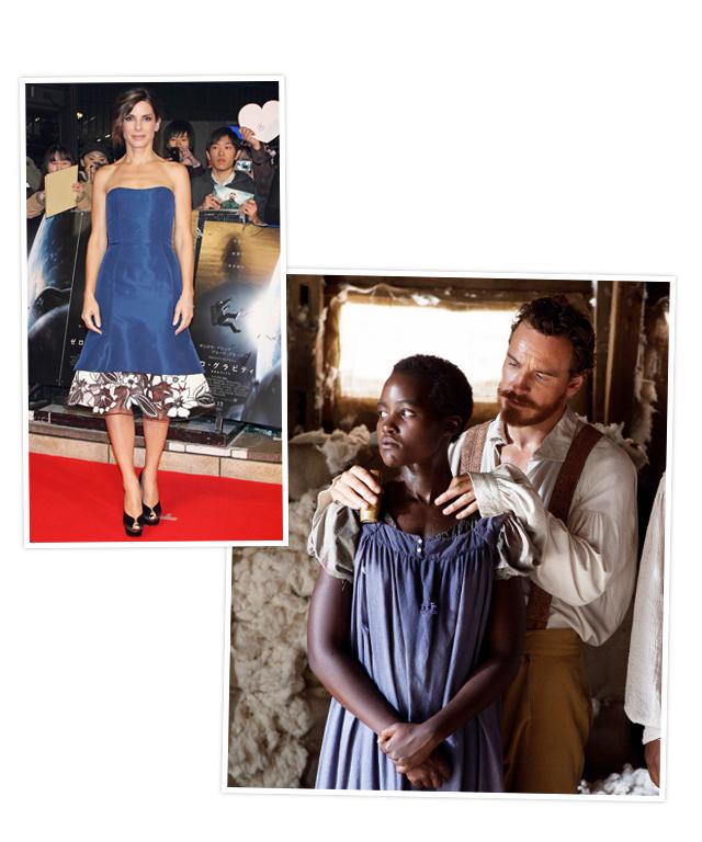 12 Years a Slave, Sandra Bullock