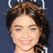 Double-Take! Here's Why Sarah Hyland's Golden Globes Bag Looked Incredibly Familiar