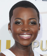 Lupita Nyong'O - Critics Choice Awards - Eye Makeup