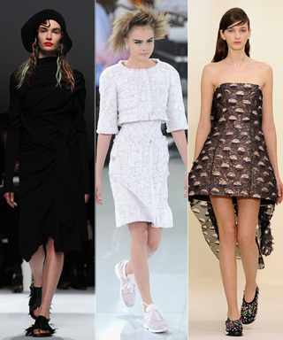 Schiaparelli, Chanel, and Christian Dior
