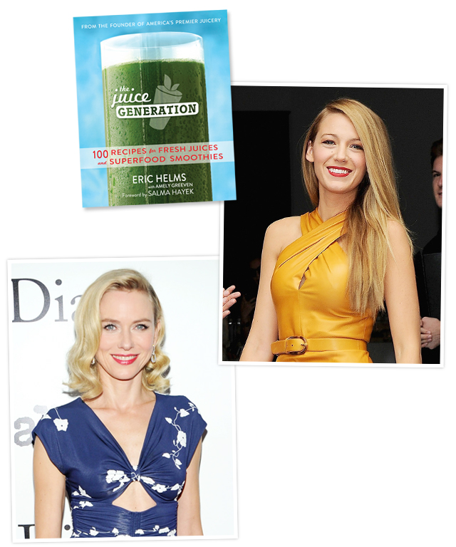 Blake Lively, Naomi Watts, The Juice Generation