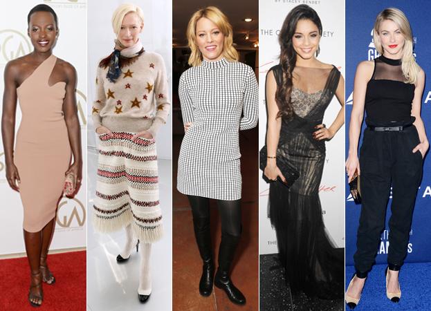 Lupita Nyong'o, Tilda Swinton, Elizabeth Banks, Vanessa Hudgens, Julianne Hough