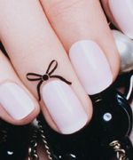 Cuticle Tattoos - Ciate - Nail Art