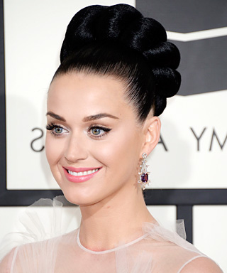 Grammy Beauty Trend - Braids