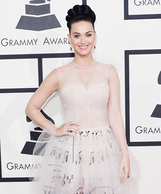 Grammys Fashion: High Contrast