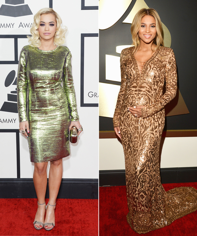 Rita Ora and Ciara