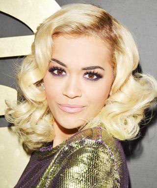 Rita Ora - Grammys 2014 - Makeup