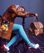 Lupita Nyong'o for Miu Miu