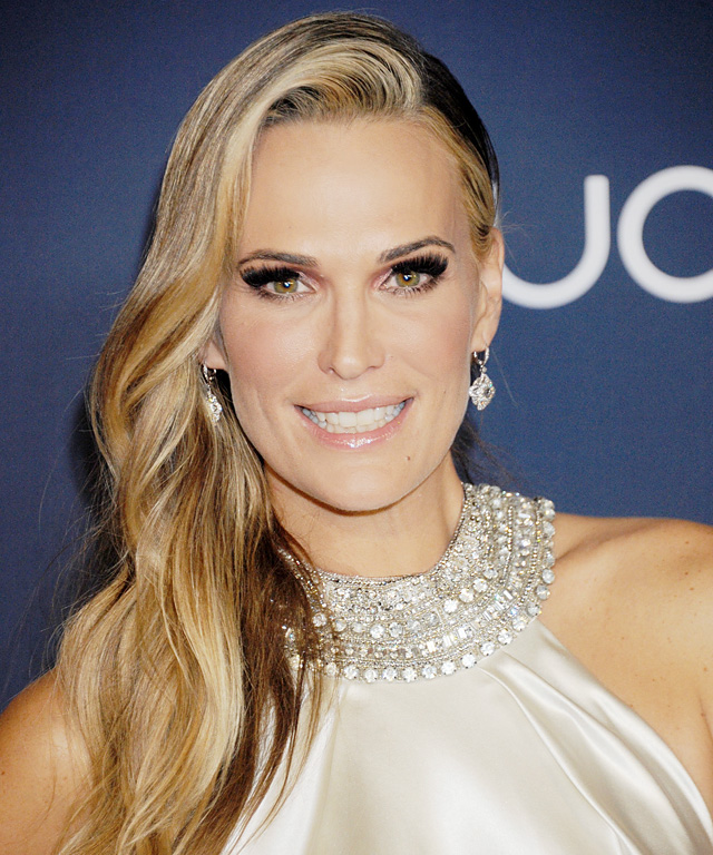 Cricket's Circle and Molly Sims