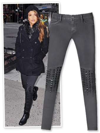 Found It: Jessica Alba's Jeans