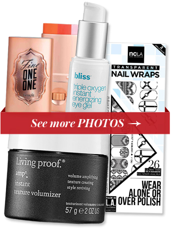 Fashion Week Beauty Products