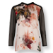 Shop the Show via Possessionista: Ashley Benson's Printed Blouse From This Week's Pretty Little Liars
