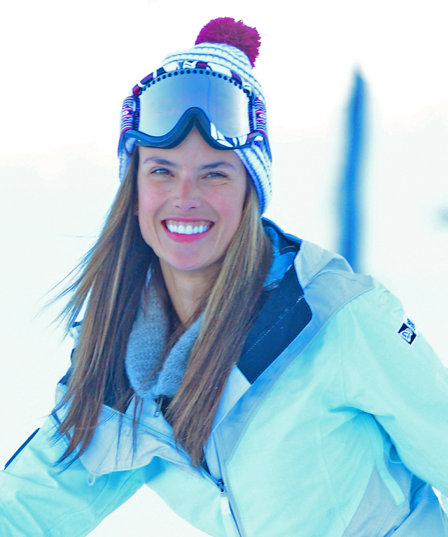 10 Stars Who are Hitting the Slopes in Style