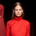 New York Fashion Week Trend Alert: Fiery Red Looks