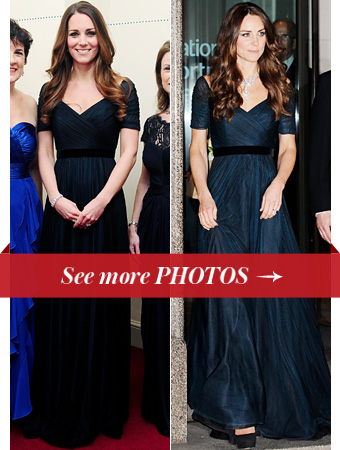 Kate Middleton Re-Wears It Again! See How She Accessorized Her Jenny