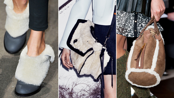 NYFW Fall 2014 Trend: Shearling