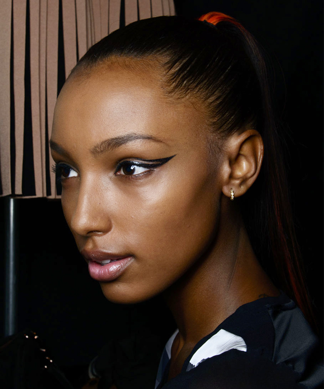 Fashion Week Beauty Trend - Cat Eye