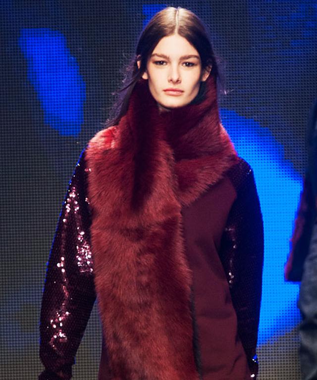 NYFW Trend Sequins