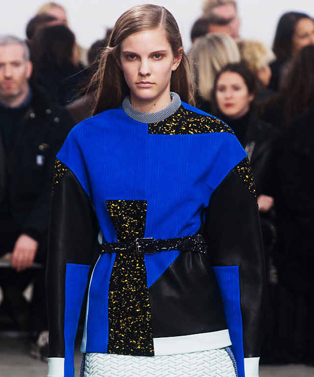 NYFW Fall 2014 Trend: Geometric Shapes