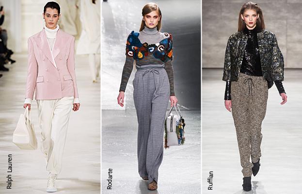 NYFW Fall 2014 Trend: Chic Sweats