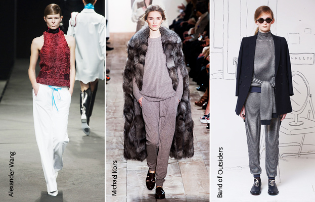 NYFW Fall 2014 Trend: Chic Sweats 2