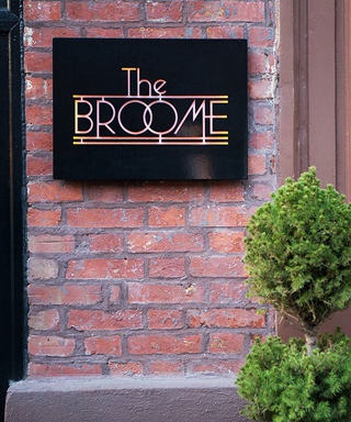 Inside The Broome Hotel