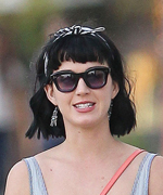 Katy Perry - Bob Haircut