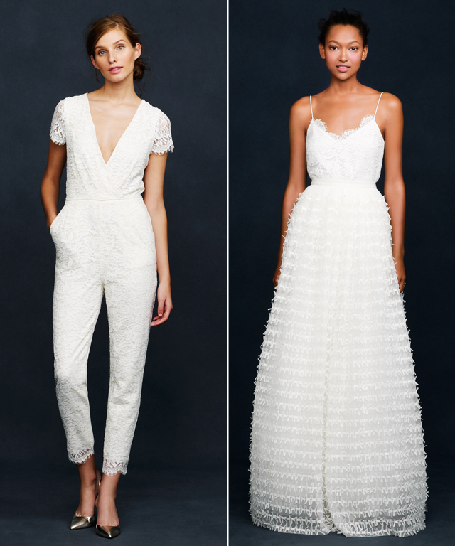 J.Crew Bridal Trends