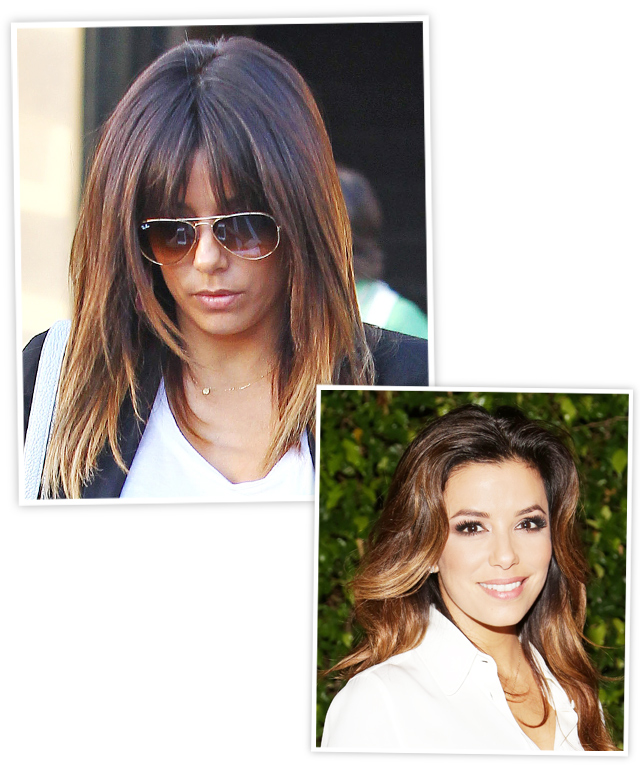 Eva Longoria Haircut