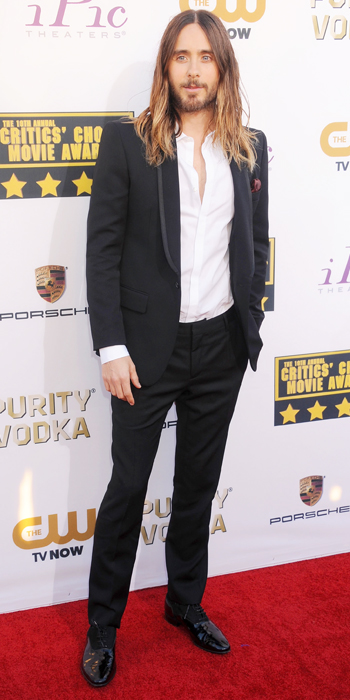 Jared Leto - Nominee Style