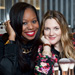 Exclusive! Drew Barrymore Stops By the InStyle Offices to Show Us Flower Beauty's Spring Products