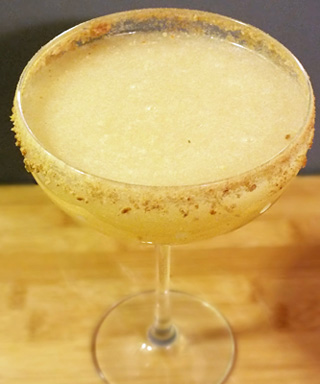 apple pie margarita