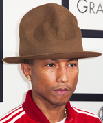Pharrell Williams Vivienne Westwood Hat